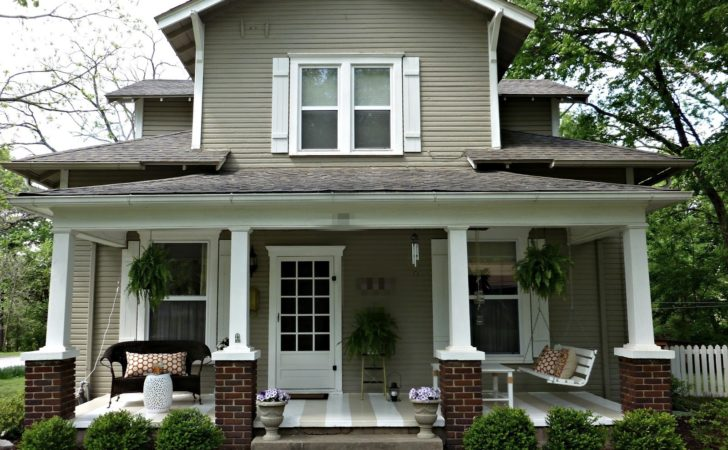 Vintage Home Love Spring Summer Porch Ideas