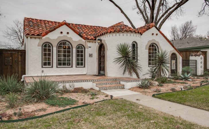 Vintage Small Spanish Style Homes Home