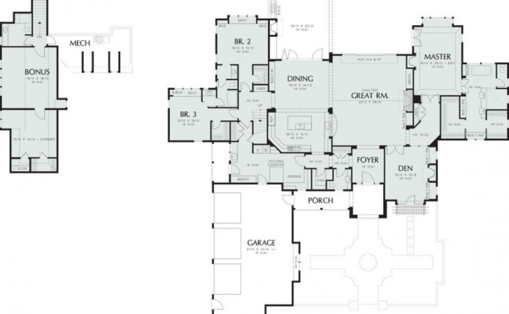 Walkout Ranch House Plans Home