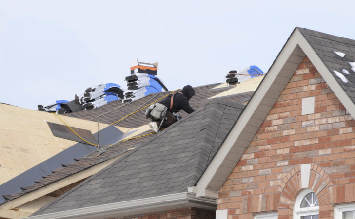 Warm Enough Start Roofing Heinrichs