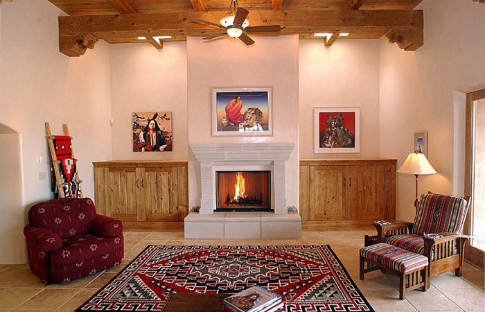 Ways Create Southwestern Style Homes Home Decor Report