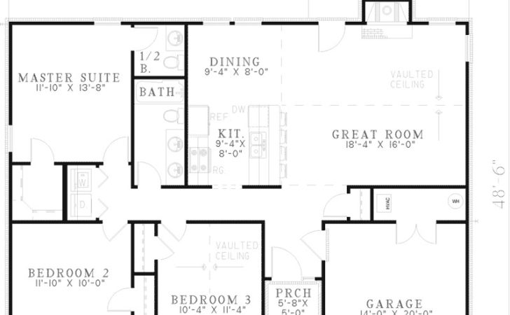 Weatherby Ranch Style Home Plan House Plans
