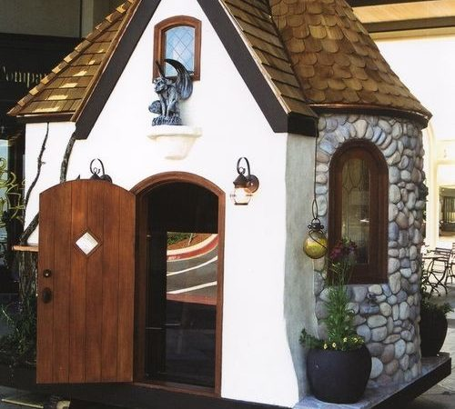 Whimsical Playhouse Home Design Ideas Remodel