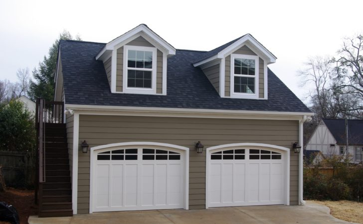 Why Love Detached Garages