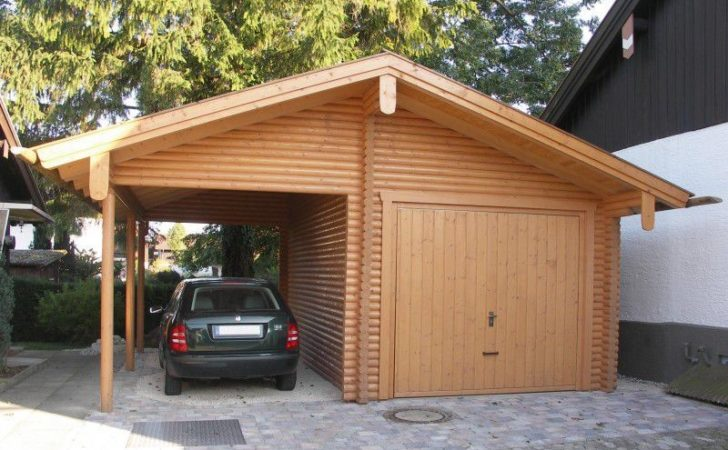 Why Wood Best Choice Building Garage