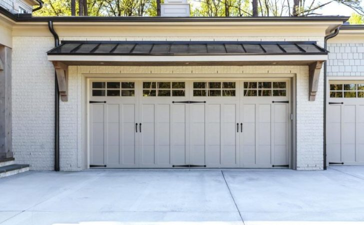 Wide Car Garage Doorsmallest Door Standard
