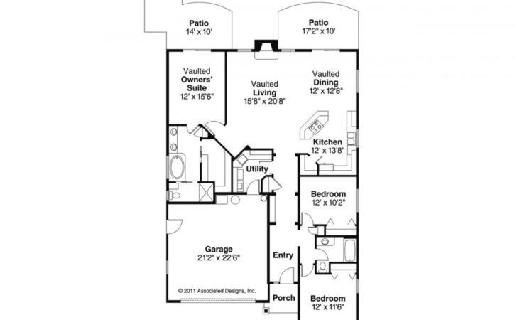 Wide House Plans Tiny Families