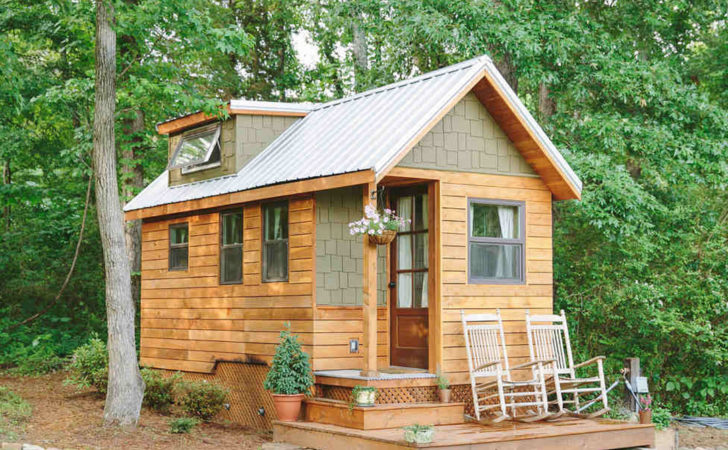Wind River Bungalow Chattanooga Tiny House Lifestyle