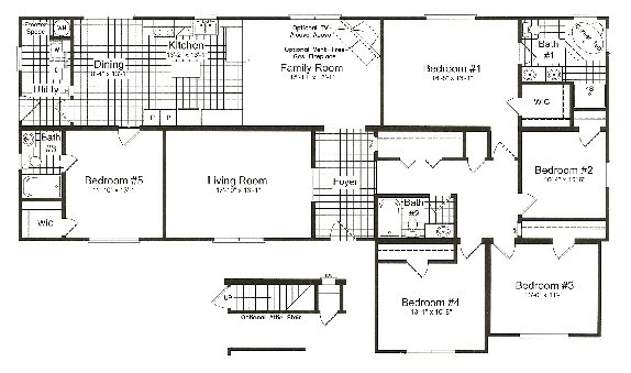 Winfield Modular Home Plan