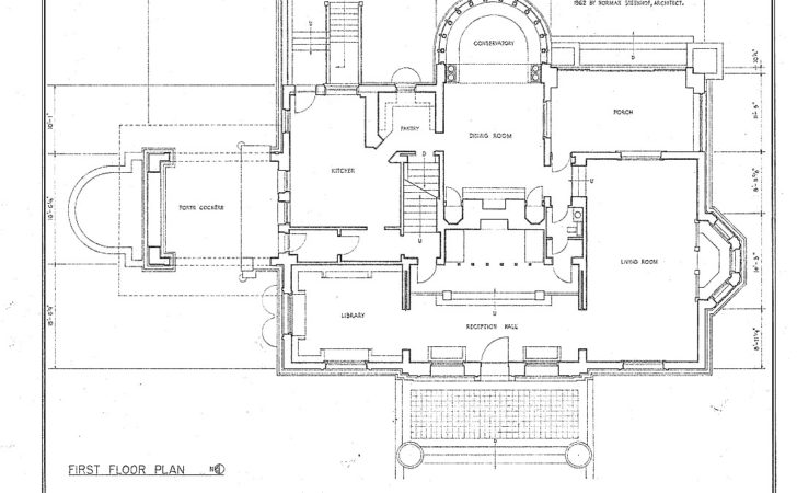 Winslow House Floor Plan Wikimedia Commons