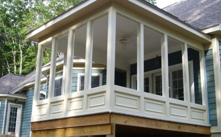 Winterize Screened Porch Ideas