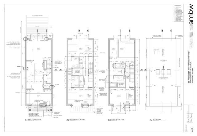 Wiring Modern Row House Plans Motor Replacement
