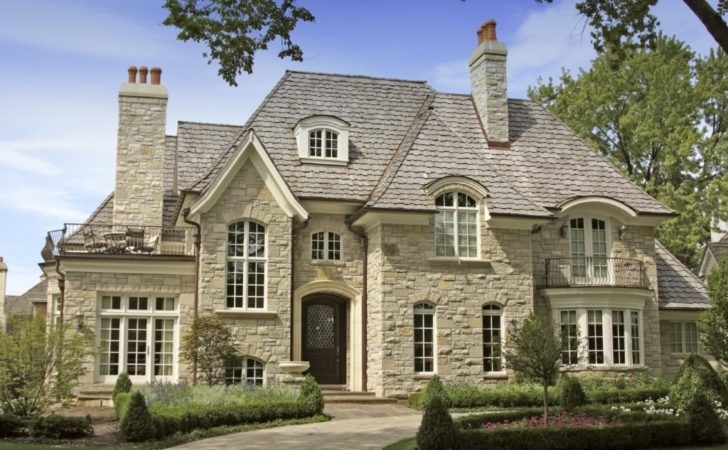 Wonderful French Country House Plans All