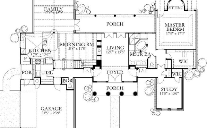 Wonderful Square Foot House Plans