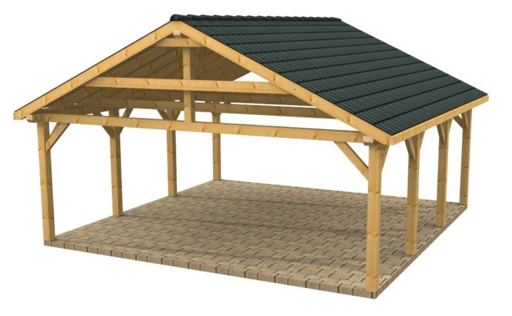 Wood Carports Photos Home Decorating Excellence