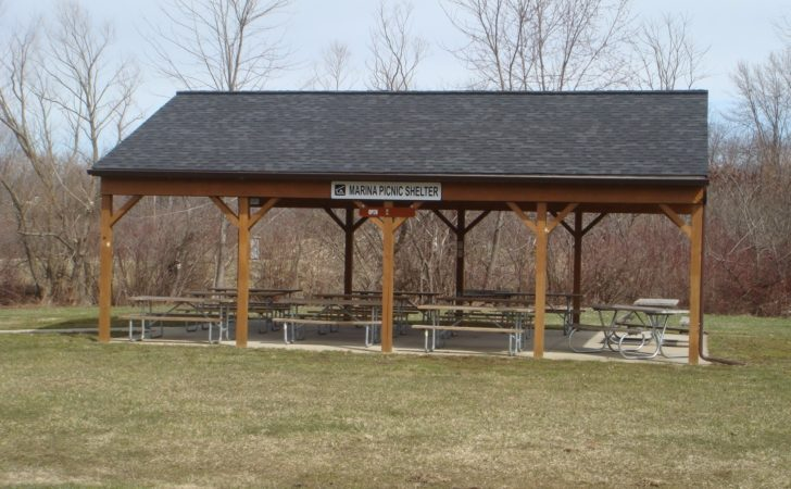Wood Picnic Shelter Plans Outdoor Boxes Early Years