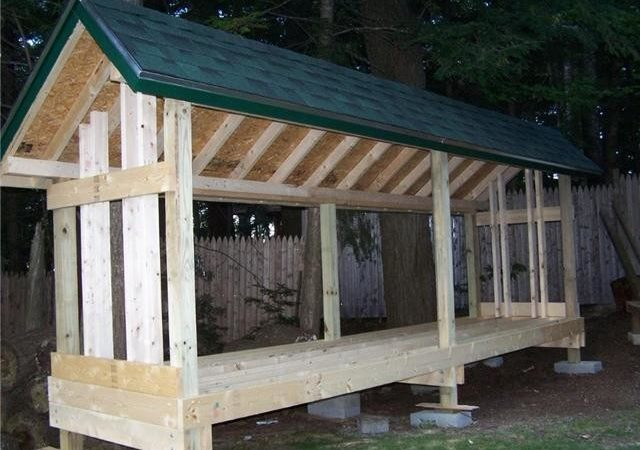 Wood Storage Shed Plans Pdf Woodworking