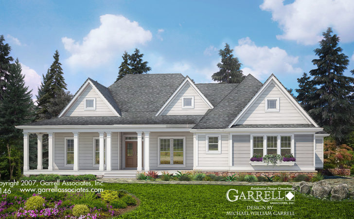 Woodbury Cottage House Plan Plans Garrell