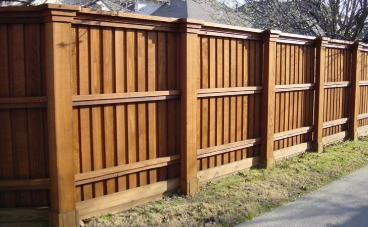 Wooden Fence Chicago Wood Fencing Illinois