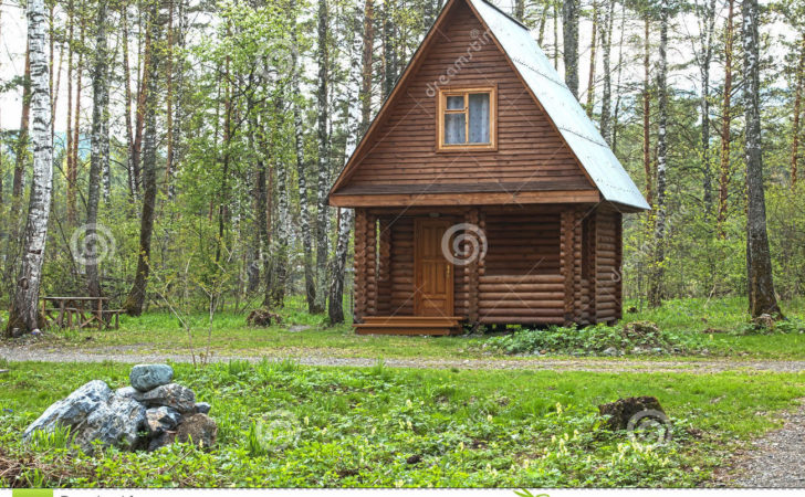 Wooden Small House Wood