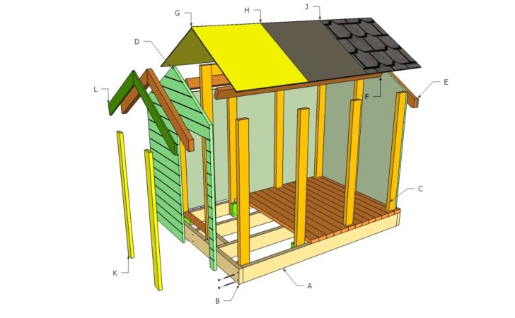 Woodwork Plans Build Simple Playhouse Pdf