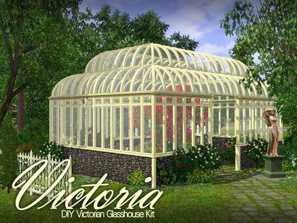 Woodwork Plans Projects Victorian Greenhouse