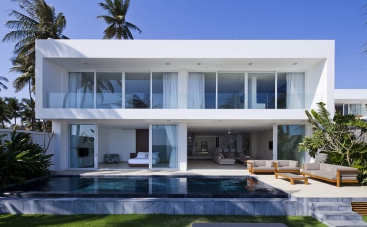 World Architecture Stunning Modern Beach House