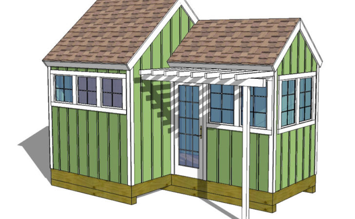 Yard Shed Plans Explored Building