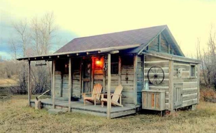 Yellowstone Cabin Hits Market May One Our