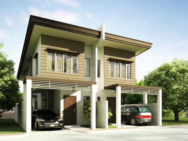 Your First Home Duplex House Homes Innovator