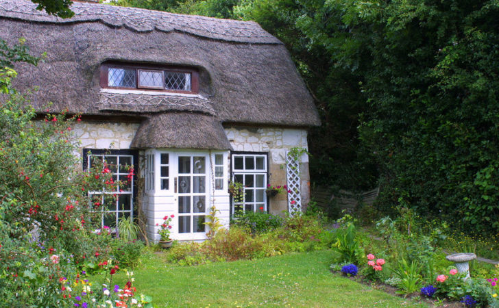 Your Guide Building Thatched Roof Cottage Ebay