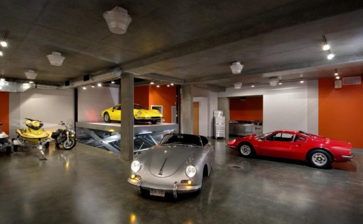 Your Ideal Car Garage Swadeology